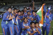 Senior India team lauds U-19 World Champions