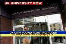 UK university in a row; 300 Indians to be deported?