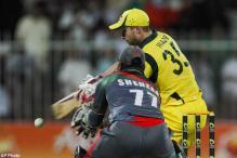 Australia defeat Afghanistan by 66 runs