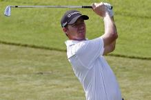 Jimmy Walker in lead at Wyndham after Round 2