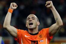 Sneijder named captain of Dutch football team
