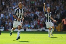 West Brom stun ten-man Liverpool