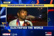I thank god for Olympic bronze: Yogeshwar Dutt