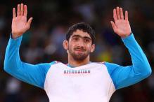 Olympics: Asgarov wins Olympic wrestling gold