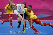 Britain reaches men's hockey semi-finals