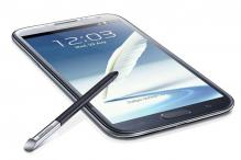 Samsung expected to launch Galaxy Note II in India