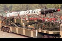 India behind China, Pak in missiles race: Report