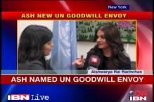 Not just a poster girl for UNAIDS, will do ground work: Aishwarya