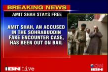 Sohrabuddin case: Amit Shah's bail order reserved