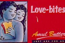 Amul (1967 - 2012): 20 utterly butterly best ads
