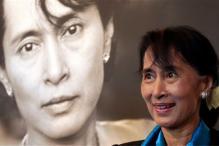 Gandhi, Nehru were major influences: Aung San Suu Kyi