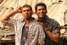 Arya to do a cameo for Vishal in 'MGR'