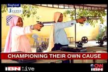 UP: Grandmoms become shooters, fight gender bias