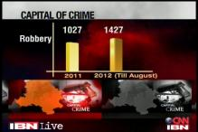 Two bank heists in 2 days: Delhi's rising crime graph