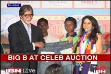Big B's jeans up for grabs at charity auction