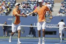 Bryan brothers beat Paes-Stepanek to win US Open