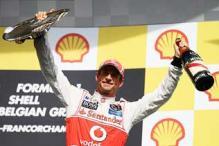 In pics: Belgian Grand Prix