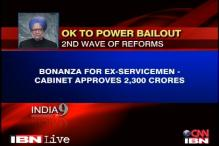 Govt clears Rs 2 lakh cr bailout for power sector