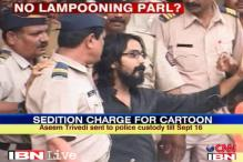 Mumbai: Cartoonist arrested for 'mocking Parliament'