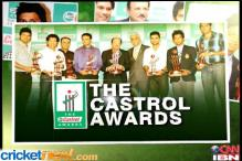Dhoni named Castrol Indian cricketer of the year