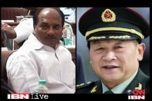 India, China Defence Ministers to discuss ties