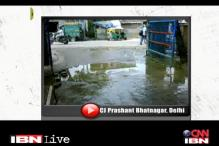 CJ Prashant's video of sewage woes in his area