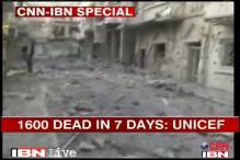 Syria's bloodiest week: 1600 dead in 7 days