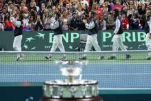US look to surprise favourites Spain in Davis Cup
