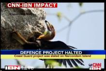 Environment Ministry halts Andaman defence project