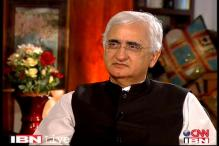 SC/ST Quota Bill not a political googly: Salman Khurshid