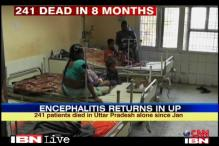 Encephalitis back in UP, 21 dead in 3 days