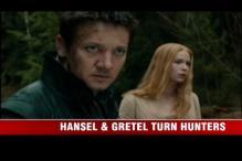 Sneak peek: Hansel and Gretel - Witch Hunters