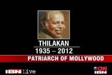 Remembering veteran Malayalam actor Thilakan