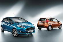 2013 Ford Fiesta unveiled