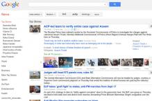 Google News hits a pause button