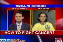 Yuvraj Singh an inspiration for cancer patients