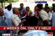 Gangrape victims in Haryana await justice