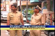 Conspirators are in Saudi Arabia: Bangalore Police