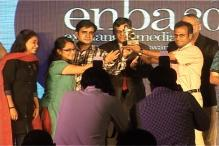 IBN Network bags 5 awards at ENBA 2012