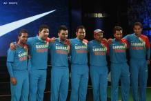 'Superstitious' India drop new T20 jersey