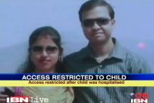 US restricts access of Indian couple to their son