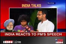 Mumbai applauds PM's speech, demands the full picture