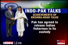 India, Pak identify 8 areas of mutual cooperation