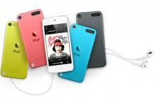 Apple iPod Touch goes 4-inch, upgrade for Nano