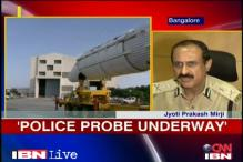 ISRO security breach: 'Police probe underway'