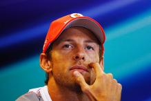 Button unhappy with Hamilton telemetry tweet