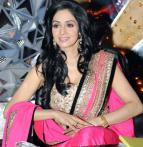 A rare sight: Former rivals Madhuri and Sridevi on 'Jhalak Dikhhla Jaa' finale