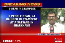 Jharkhand: Stampede at an ashram, 9 dead