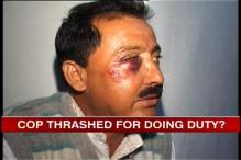 J&K policeman beaten for stopping minister's convoy