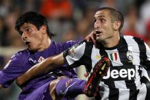 Juventus lose perfect record with Fiorentina draw